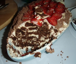 How Early Can You Make Chocolate Ripple Cake